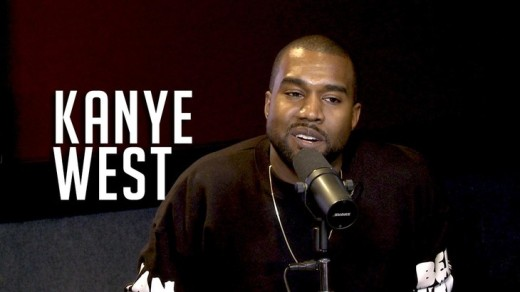 Kanye West  hot 97 interview