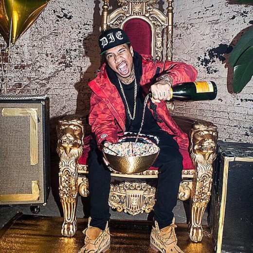 First Look Tyga Living Large In New Reality Show Trailer Kingin