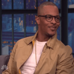 T.I. Talks Family And Business On Late Night With Seth Myers