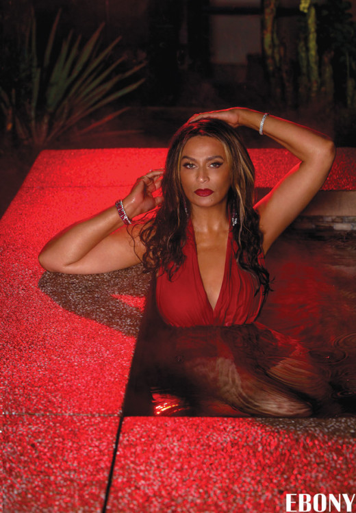 Tina Knowles Ebony Cover 2