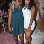 """PHOTOS: Toya Wright Presents Before Bed Headz """"Bonnet Bling"""" at Garb Boutique during the 2015 Essence Music Festival"""