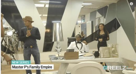 Master P Family Empire