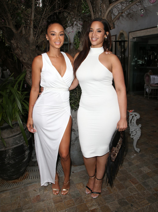 a_Dascha Polanco and Draya Michelle