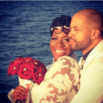 Celebrity Wedding Photos: Fantasia Barrino And Kendall Taylor Tie The Knot