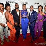 Atlanta Hosts Red Carpet Premiere of 'Survivor's Remorse' Season 2 Presented by Starz & Xfinity