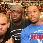 PHOTOS: Chris Brown Stars in the Celebrity Basketball Game at LudaDay Weekend!