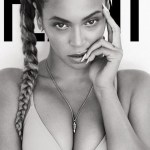 Beyonce Does Sexy Poolside Shoot for Flaunt Magazine
