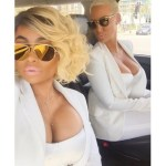 The Kardashians Try to Stop Amber Rose and Blac Chyna's Reality TV Show