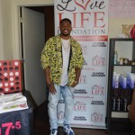 PHOTOS: Raheem DeVaughn Hosts Spa Day for Victims of Domestic Violence in Atlanta