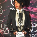 2015 Soul Train Awards Red Carpet Photos: Janelle Monae, Tank, Babyface, and Eva Pigford