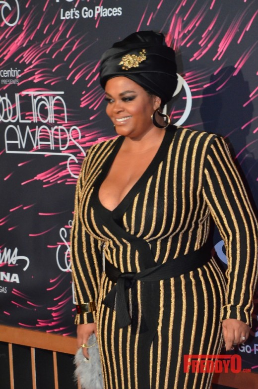 more pics from the 2015 soul train awards red carpet: jill scott