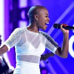 Soul Train Awards 2015: V. Bozeman's Sweet 'Smile' Shines Through