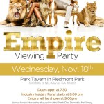 ATL Invite: Empire Viewing Party Presented by Pepsi This Wednesday November 18th