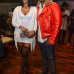Exclusive : VH1's Stevie J and Joseline Go Hollywood Premiere at Twelve Atlantic Station !
