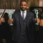 "DOUBLE CONGRATS! Idris Elba Makes History Nabbing TWO SAG Awards!- ""Welcome To Diverse TV"""