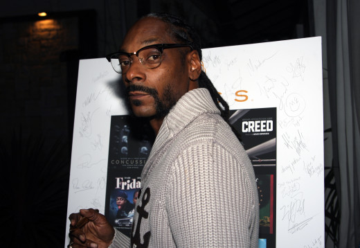 1. Snoop Dogg