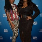 Brandy, Jazmine Sullivan, Amber Riley, Kyla Pratt & More Bring the Black Girl Fabness To Pre-Grammy Festivities