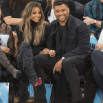 LOVE & BASKETBALL — Ciara & Russell Wilson Get Boo'd Up Courtside At The Knicks Game With LaLa Anthony, Future Responds To Lawsuit
