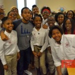 PHOTOS: Ludacris Speaks at Leadership Workshop to Over 200 Atlanta Youth!