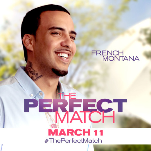 French Montana in The Perfect Match
