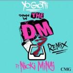 "PRESS PLAY: Nicki Minaj Hops on ""Down in the DM"" Remix"