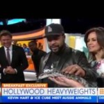 KEVIN HART HILARIOUS INTRODUCTION TO AN AUSSIE PYTHON