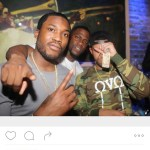 "RAP BEEF CONTINUES: Drake Disses Meek Mill On ""Summer Sixteen"" + Meek Mill Claps Back With ""War Pain"" While At Sixers Game With Nicki Minaj"