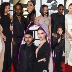 GRAMMYS 2016 RED CARPET: Weeknd & Bella Hadid, Serayah, Kendrick Lamar & Whitney, John Legend & Chrissy Teigen, Jazmine Sullivan, & Tons More