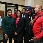 Usher, Killer Mike & Jermaine Dupri Kick Off Black History Month In ATL