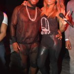 PHOTOS : R&B Singer Amerie & VH1's Milan Christopher Came Out to Support Tempted 2 Touch with Mexican Joe