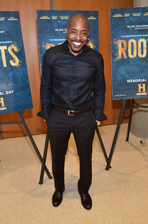 """HISTORY's ""Roots"" Screening With Cast Member Tip ""T.I."" Harris And Executive Producer Will Packer"""
