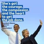 Hillary Clinton Democratic Candidate!