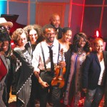 Tree Sound Studios hosts Quincy Jones private dinner for Lee England Jr #ChefMaliFamousDinners
