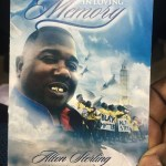 Alton Sterling Home Going