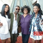 PHOTOS: Brandy, Ray J & Princess Love Spotted at the 2016 Bronner Brothers Hair Show!