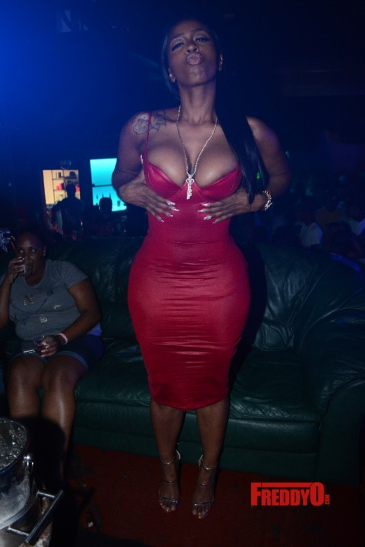 PHOTOS: Kashdoll Spotted at Atlanta's Rush Lounge with Big