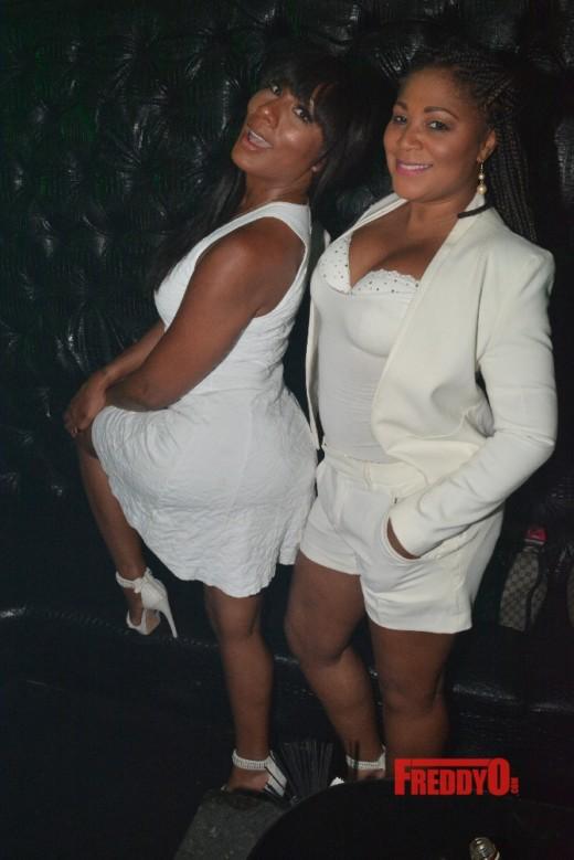 Photos Trina Braxton Towanda Braxton Hosts Traxxgirls All White