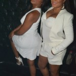 PHOTOS: Trina Braxton & Towanda Braxton Hosts #TraxxGirls All White Labor Day Party