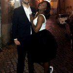 Serena Williams Flaunts Huge Engagement Ring From Fiancé
