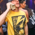 SuperStar DIPLO, Justin Combs and More Party it Up At AOD Penthouse in Hollywood