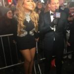 Mariah Carey Has A Very Peculiar New Year's Eve