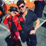 Robin Thicke Battling With Paula Patton After Alleged Abuse Claims In Custody Case