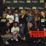 "Zonnique (Star) And Reginae Carter Attend ""Fresh Empire"" Event Over CIAA Weekend In Charlotte, NC"