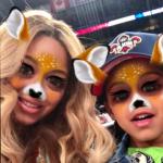 Beyonce Has A Secret Snapchat
