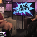 Raq Rants on TMZ with Trina