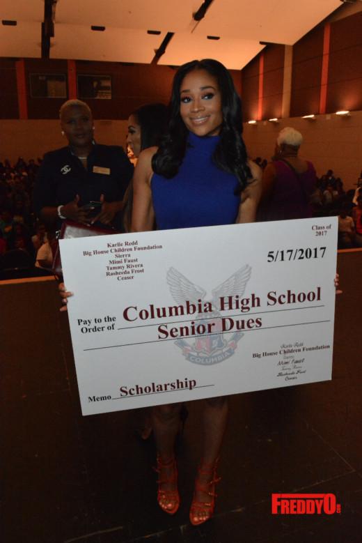 Love Hip Hop Atlanta Cast Donates Money To Cover Graduates