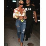 Amber Rose Says She is No Role Model
