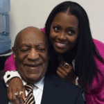 Keshia Knight Pulliam Stands by Bill Cosby for day 1 of Trial