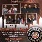 K-Ci & Jojo, Dru Hill to Headline Battle of the Bands | Atlanta | Sept 2nd | Fox Theatre