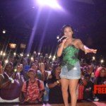 "Celebrity Guest Keyshia Cole Performs for ""The Big Bang"" Pride Party at Georgia Freight Depot !"